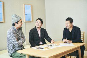 TCV 事業部長・メンバー対談