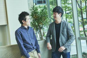 株式会社ブレイン・ラボ 代表取締役社長 天野孝則、株式会社ブレイン・ラボ 前顧問 斎藤康輔