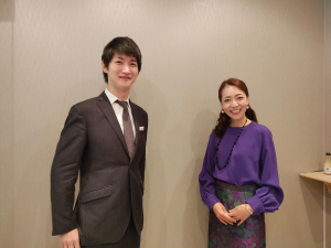 セミナーシェルフ 平尾丈 森本千賀子氏 対談