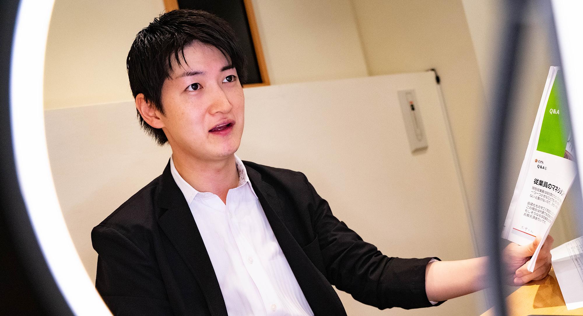 じげん代表 平尾丈が、慶応義塾大学 SFC学生向け起業セミナーを実施