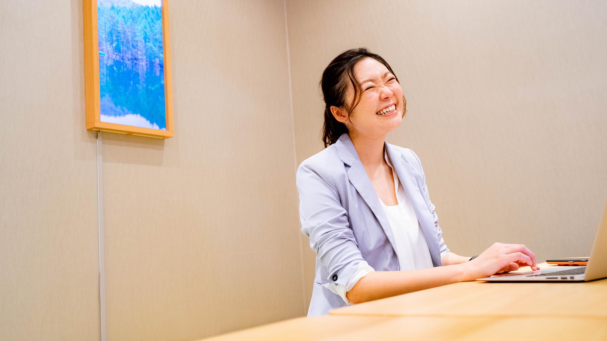 共に働く仲間とクライアントを支える、じげんのセールスリーダー